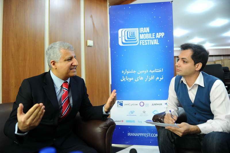 مجید کثیری در گفتگو با فرشاد نوشادی مشاور بانک سامان