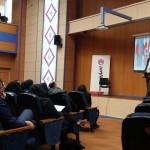 تحلیل رفتارهای وزیر امور خارجه در کنفرانس خبری زبان بدن کارگاه آموزشی تحلیل زبان بدن در حرفه خبرنگاری AkhbarRasmi journalist workshop7