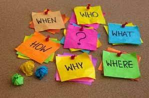اخبار رسمی: شش عنصر خبر و خبرنویسی: چه کسی، چه چیزی، چه زمانی، چگونه، کجا، چرا