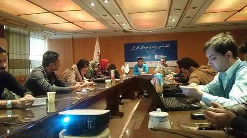 نکات برگزاری کنفرانس خبری موفق - ششمین جشنواه وب و موبایل ایران - آژانس رسانه اخبار رسمی