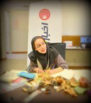 غزال طاری، بازیگوش کلاس اخبار رسمی در فصل پاییز و مدرسه