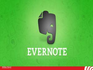 اخباررسمی،محتوا،Evernote