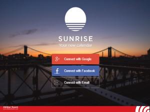 اخباررسمی،محتوا،Sunrise