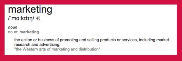 تعریف بازاریابی- وبلاگ اخبار رسمی